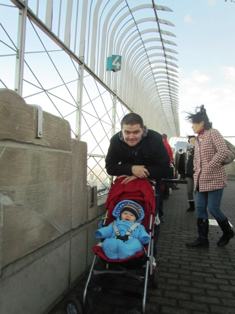 travel with your young child