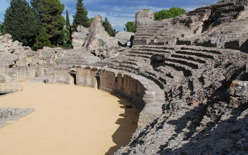 osl roman ruins seville