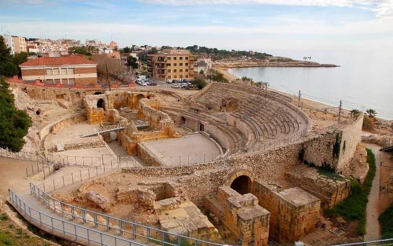 roman ruins tarraco