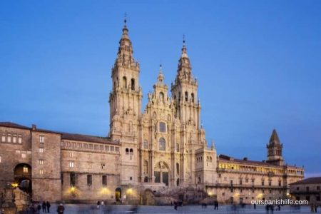 Who Is The Patron Saint Of Spain?